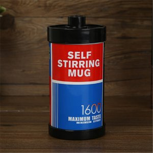 Copo Self Stirring Mug - Rolo de Filme