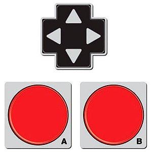 Porta Copos GamePad Coaster