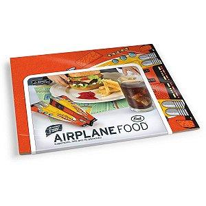 Jogo Americano de papel Airplane Food