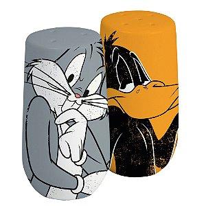 Saleiro e Pimenteiro Looney Tunes Pernalonga e Patolino