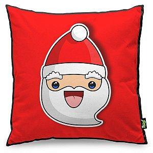 Almofada de Natal Papai Noel