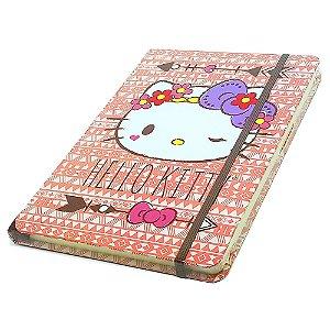 Caderninho Hello Kitty Purple Lace