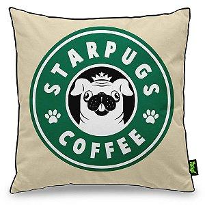 Almofada StarPugs Coffee