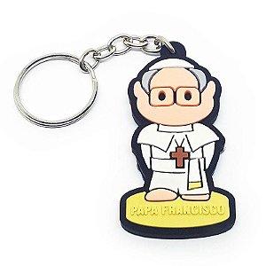 Chaveiro Santinho Papa Francisco