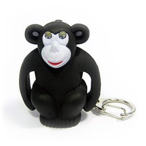 Chaveiro Monkey com som - Macaco