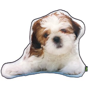 Almofada Coleção Cute Dogs - Shih-tzu
