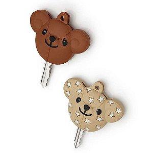 Capas de chave Bear - 2 unidades