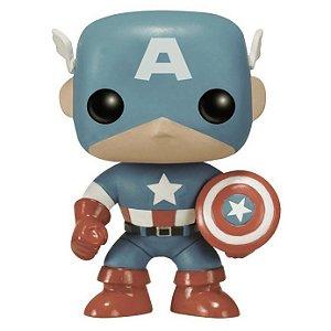 Funko POP Marvel Captain Sepia tone - Capitão América