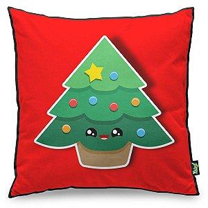 Almofada de Natal Árvore