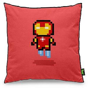 Almofada Iron Pixel Man