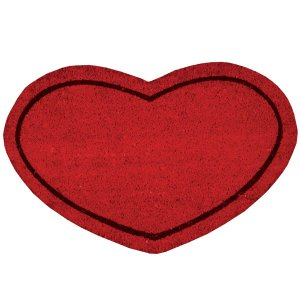 Capacho Coração