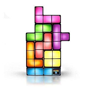 Luminária Tetris LED montável