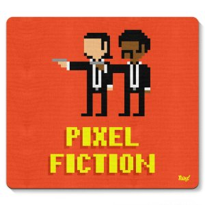 Mouse pad Pixel Fiction