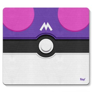 Mouse pad Master Poketball