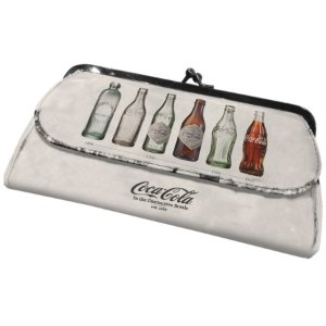 Carteira Coca-Cola Grandma Bottle Evolution