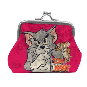 Porta Moedas Tom e Jerry