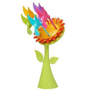 Espetos para Petiscos Sunflower - Beija Flor Girassol