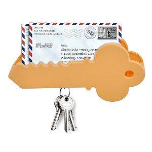 Porta Chaves e Cartas Magnético - Chave