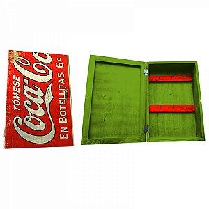 Porta Chaves Coca-Cola En Botellitas
