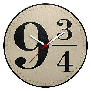 Relógio de Parede Ecológico 9 34