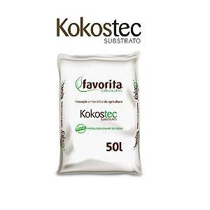 SUBSTRATO KOKOSTEC 04 (PÓ CÔCO) SACO 50 LITROS