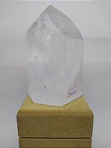 Ponta De Cristal Gerador - Sextavado - Super Ponta de Cristal 695 - 15 Centímetros