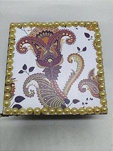 Caixas Decorativas - Média -  para Presentear quem Você Ama!