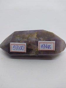 Cristal Vogel 6 Facetas - Super Seven 194Gr