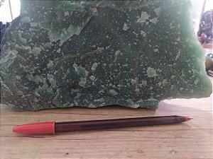 Pedra Bruta de Quartzo Verde 2617- 100% Natural