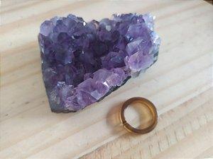 Drusa de Ametista 200 - Pedra Bruta Natural