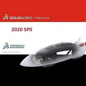 SOLIDWORKS PREMIUM 2020 LICENÇA VITALÍCIA