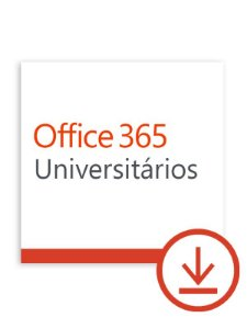 MICROSOFT OFFICE 365 UNIVERSITÁRIO – ASSINATURA ANUAL