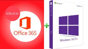 MICROSOFT OFFICE 365 2020 VITALÍCIO – 5 LICENÇAS (PC, MAC, ANDROID OU IOS) + 1 TB DE HD VIRTUAL + WINDOWS 10 PRO – 32/64 BITS VITALÍCIO – (DOWNLOAD - ESD)