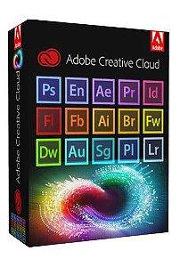Adobe Creative Cloud 2018 vitalício (Download)