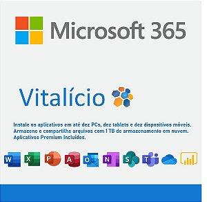 Microsoft 365 Vitalício