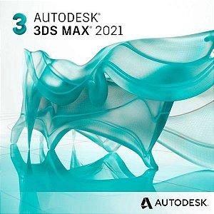 Autodesk 3DS Max 2021 Vitalício