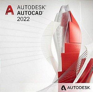 AutoDesk AutoCAD 2022 Vitalício