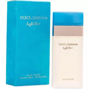Perfume Light Blue EDT by Dolce & Gabbana - Decant