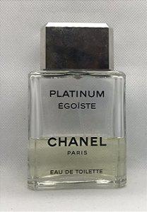 Platinum Egoíste by Chanel  - TESTER - Com 35 ml