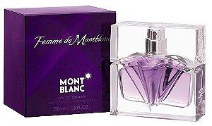 Perfume Femme Eau de Toilette by MontBlanc - Decant