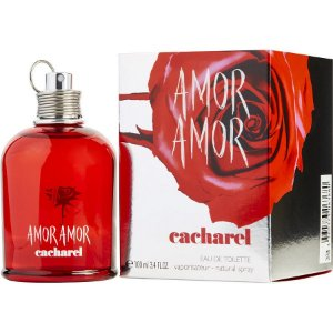 Amor Amor Eau de Toilette by Cacharel - Decant