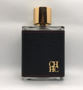 Carolina Herrera Ch Men - TESTER - S/ CAIXA - Com 85 ml