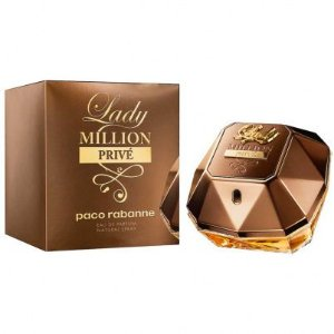 Perfume Lady Million Privé by Paco Rabanne - Decant