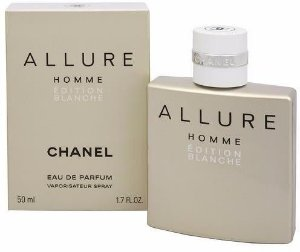 Allure Edition Blanche EDP by Chanel - Decant
