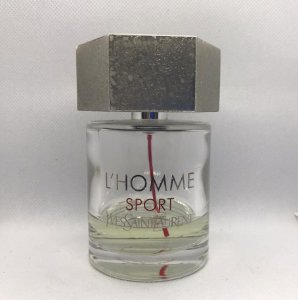 L'homme Sport EDT - Yves Saint Laurent  - S/CAIXA - com 20 ml