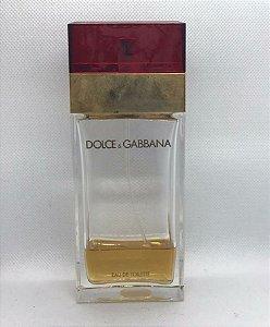 D&G EDT Feminino Dolce&Gabbana - S/ CAIXA - Com 22 ml