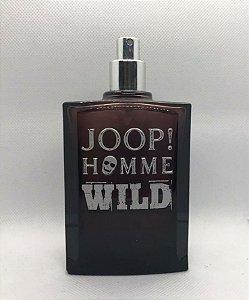Joop! Homme Wild Masculino EDT - TESTER - S/ CAIXA - Com 30 ml