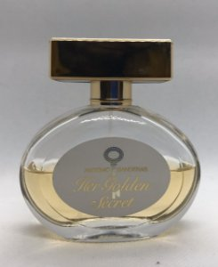 kit Her Golden Secret  30ml + Her Secret Desire by Antonio Banderas 32ml - S/CAIXA