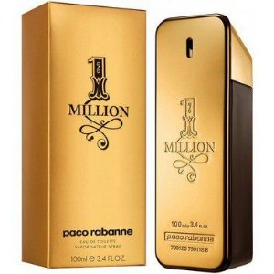 1 Million by Paco Rabanne 100ml - Lacrado