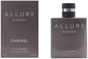 Allure Homme Sport Eau Extreme by Chanel 100ml - Lacrado